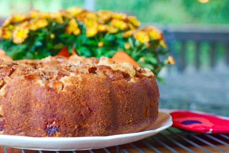 Apple Cake - ministryofcurry.com
